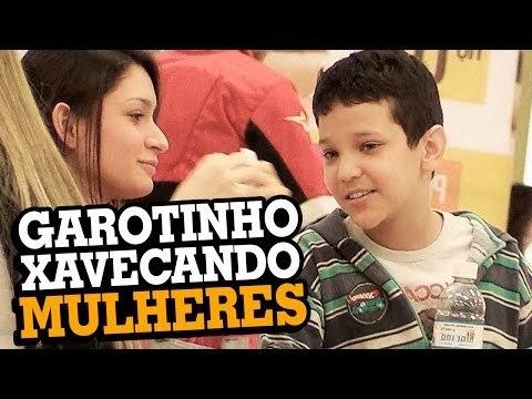 GAROTINHO XAVECANDO MULHERES - Stupidshow