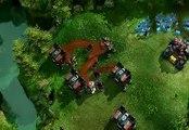 StarCraft Zerg Gameplay
