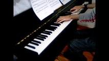 Colors~ Vocal + piano cover - Utada Hikaru (Utada United 2006 ver )