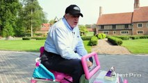 LotPro - Funny Jeep Wrangler review parody. Barbie jeep 4x4 review prank. Funniest car video ever.