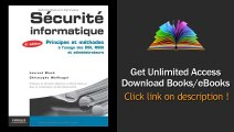 Download PDF Scurit informatique Principes et mthodes lusage des DSI RSSI et administrateurs