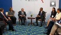 اوباما: کوبا تهدیدی برای آمریکا نیست، به دنبال تغییر رژیم نیستیم