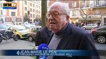 Régionales: Jean-Marie Le Pen pourrait laisser la place à sa petite-fille en Paca