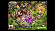 Clash Of Clans    TROLL BASE ATTACK!    Clash Of Clans Troll Attack Trolling Clash Of Clans Players!