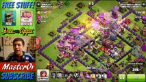 Clash Of Clans    MAX LEVEL WAG ATTACK!    Best Clash Of Clans Raid Ever !