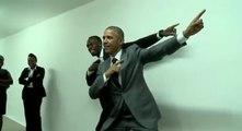 Vidéo: Quand Usain Bolt rencontre Barack Obama