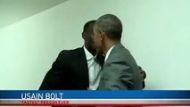 Vidéo- Quand Usain Bolt rencontre Barack Obama