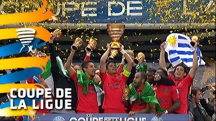 SC Bastia - Paris Saint-Germain (0-4)  - (Finale) - Résumé - (SCB-PSG) / 2014-15