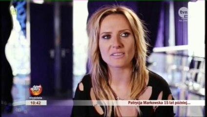 """Patrycja Markowska - """" Na żywo"""" - DVD - Promocja"""