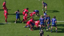 TOP14 - Grenoble - Toulon: Essai Matt Giteau (TLN) - J22 - Saison 2014/2015