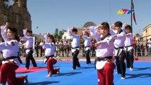 WTF TAEKWONDO DEMONSTRATION   9th WTF World Taekwondo Poomsae Championships 2014