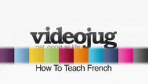 How To Give French Lessons