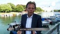 euronews business planet - Un réseau européen aide à passer de la science au commerce
