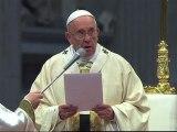 """Le pape évoque le """"génocide"""" arménien: la Turquie convoque le représentant du Vatican"""