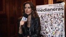 "Entrevista a Pilar López de Ayala: ""Medianeras"""