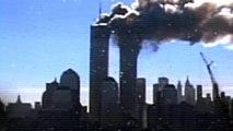 Attentats 11 septembre 2001 WTC 9/11 - Chute WTC2 (NBC StatCamNJ: Extrait NIST FOIA Release14)