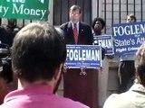 Fogleman demands Jessamy give back the Dirty Money!