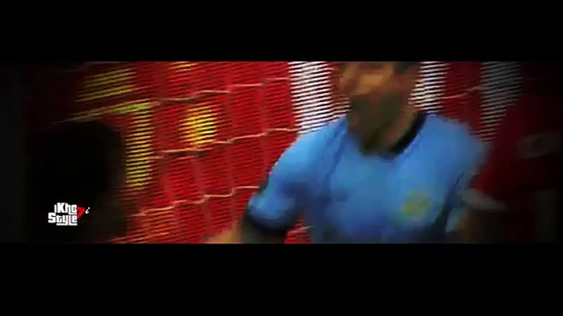 Sergio Aguero Goal - Manchester United vs Manchester City 1-1 (Pemier LEague)2015