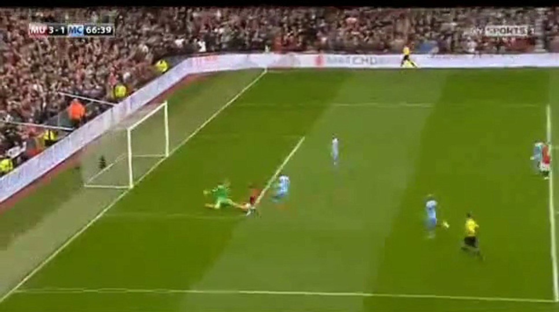 manchester united v. manchester city 3-1 Juan Mata