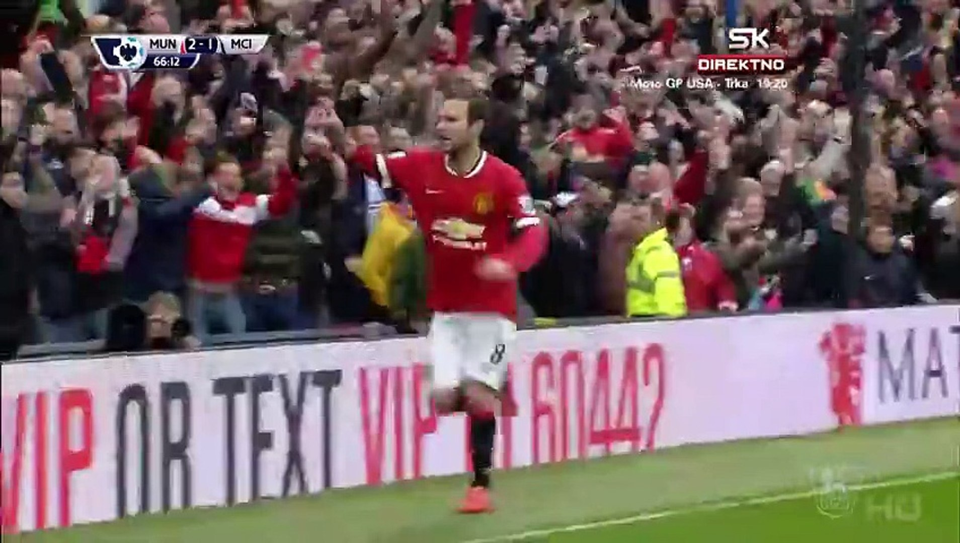 Juan Mata 3_1 _ Manchester United – Manchester City 12.04.2015 HD