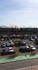 Un transformateur explose à Douai