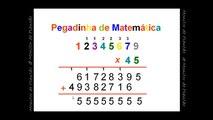 IMPERDÍVEL !! Sensacional Pegadinha de Matemática - Como fazer - Aprenda e brique com seus amigos