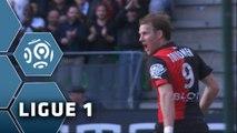 But Ola TOIVONEN (80ème) / Stade Rennais FC - EA Guingamp (1-0) - (SRFC - EAG) / 2014-15