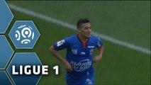But Saïd BENRAHMA (4ème) / Stade de Reims - OGC Nice (0-1) - (SdR - OGCN) / 2014-15