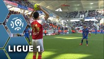 Stade de Reims - OGC Nice (0-1)  - Résumé - (SdR-OGCN) / 2014-15