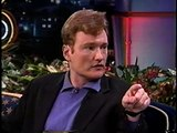 Jay Leno interviews Conan O'Brien