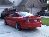 GTO with Spintech Catback - Cammed
