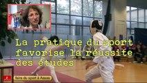 Assas WebTV : Le sport favorise vos études -Université Panthéon Assas