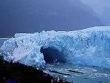 Perito Moreno Glacier  Rupture 2006