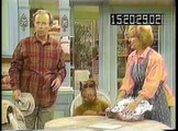ALF and family, Bloopers.  We want ALF + Tanner back! :-)