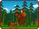 Masha e Orso 3 Italiano Episodo Cartoni animati educativi per bambini 2