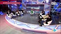 Willy Toledo y Luis Arroyo sobre Podemos, Pablo Iglesias, Ciudadanos, Albert Rivera y Juan Carlos Monedero. Regimen de Espana