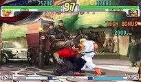Street Fighter 3: Third Strike TA Fight - Ken Vs. Dudley