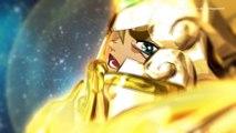 Saint Seiya Soldiers' Soul - Golden Souls Return