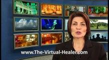 Kinesiology Energy Healing Techniques. Virtual Healer 07