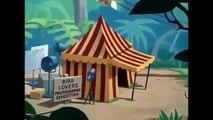 Donald Duck Episodes Clown of the Jungle - Best Disney Classic Cartoon for Kids