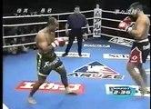 Francisco Filho (Kyokushin) vs Peter Aerts (Muay Thai/Kickboxing) - Second Fight