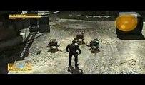 Metal Gear Solid 4/MGS4.....Big Boss MASK!!!!! + Patriot gun
