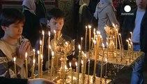 Ουκρανία: Πασχαλινή προσευχή για ειρήνη