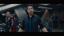 AVENGERS: AGE OF ULTRON Clip feat. Robert Downey Jr., Chris Hemsworth ('We'll Beat It Together')