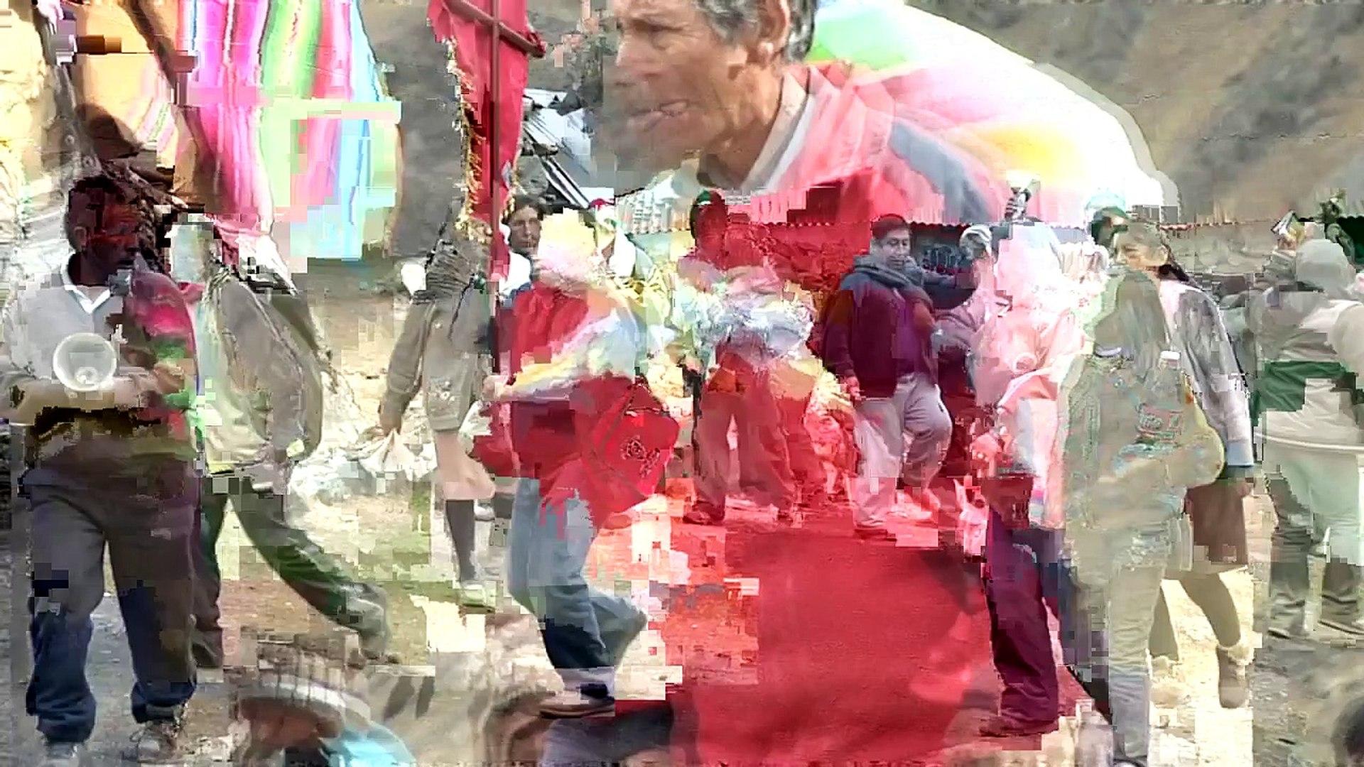Qoyllurit - South America's largest religious festival