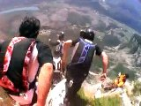 Phoenix Fly has risen - Wingsuit Skydiving and BASE jumping