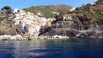 Cinque Terre: Monterosso, Vernazza, Corniglia, Manarola, Riomaggiore (Włochy) / (Italy)