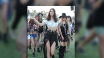 Kendall Jenner parties with Coachella Veteran Fergie