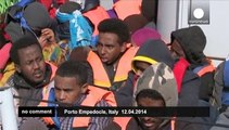Italy: 1,700 migrants rescued off the Sicilian coast