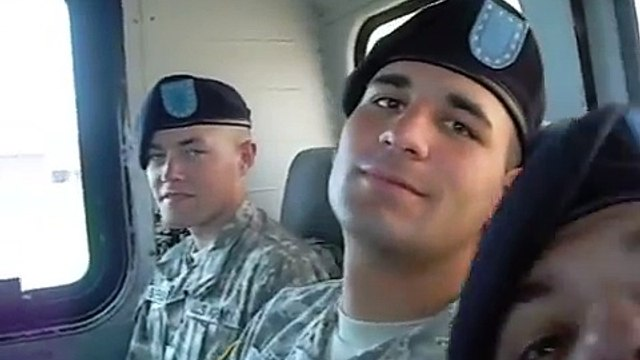 If you would tell someone one thing who was joining the ARMY what would you tell them